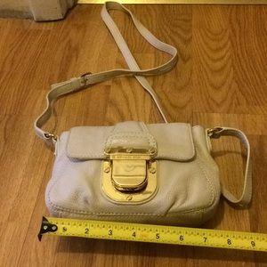 Michael Kors cream Crossbody handbag